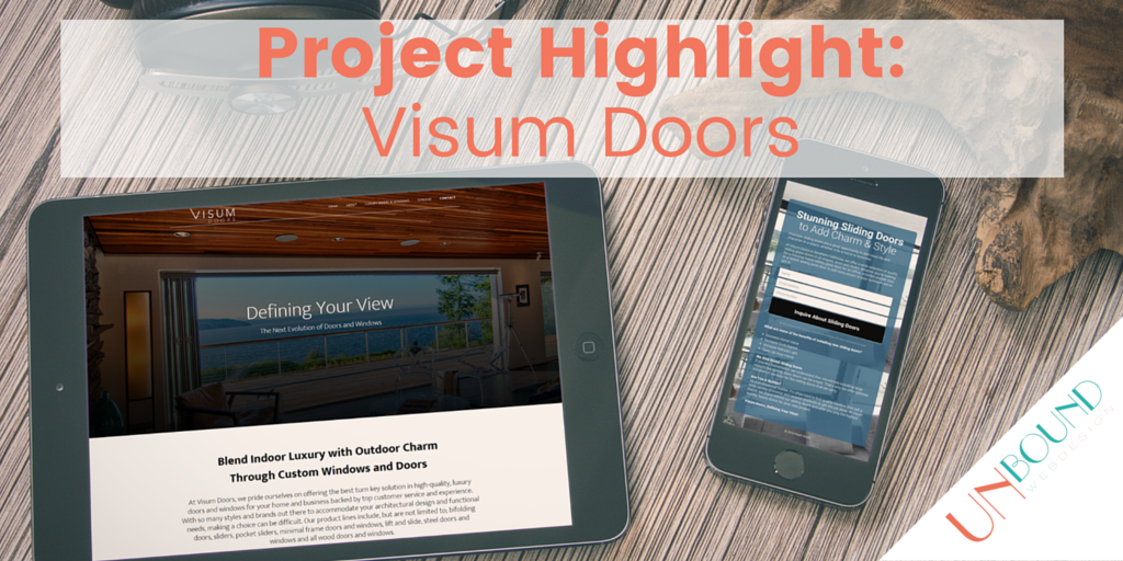 Project Highlight: Visum Doors