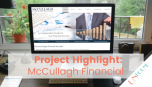 Project Highlight: McCullagh Financial