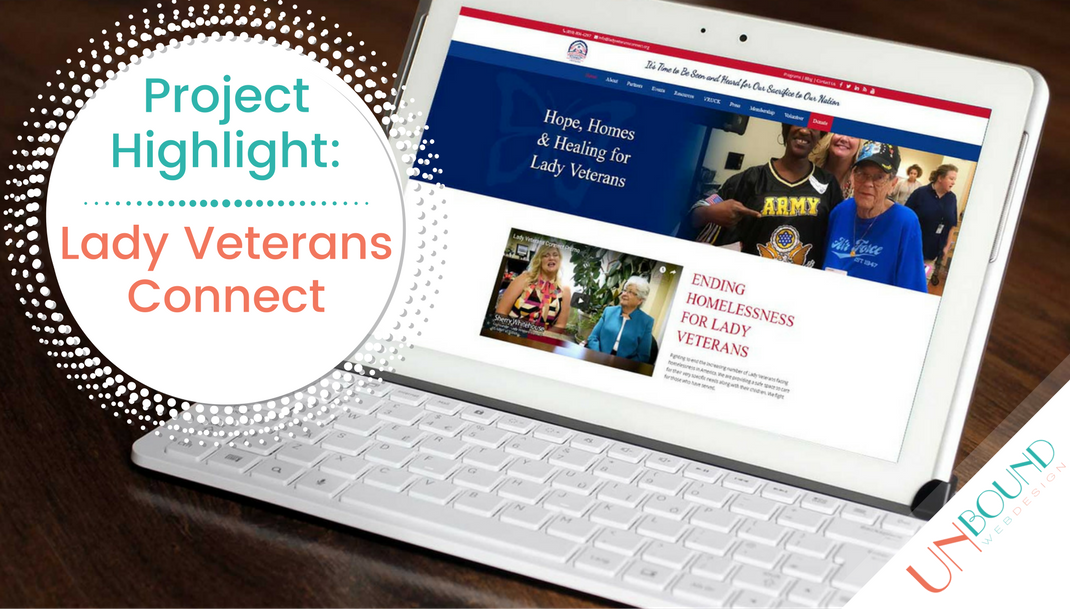 Project Highlight: Lady Veterans Connect