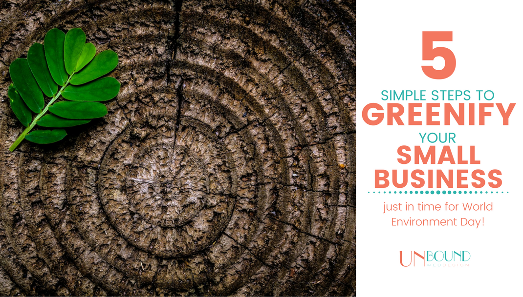 5 Steps to Greenify Your Small Business