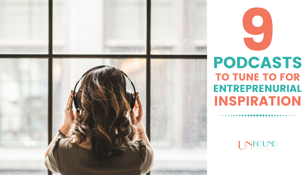 9 Key Podcasts to Listen to for Entrepreneurial Inspiration