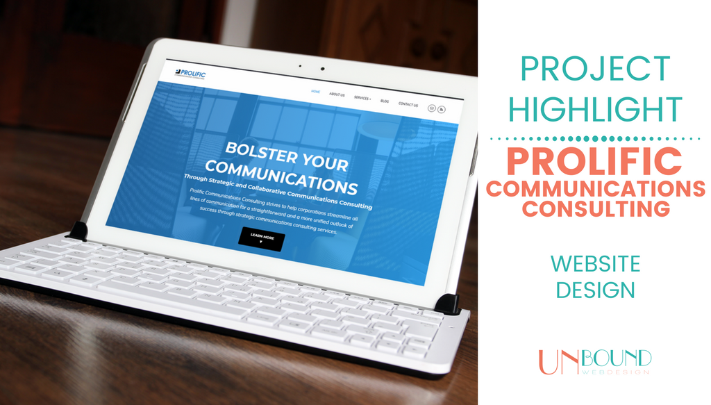 Project Highlight: Prolific Communications Consulting