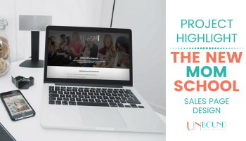 Project Highlight: New Mom School Online