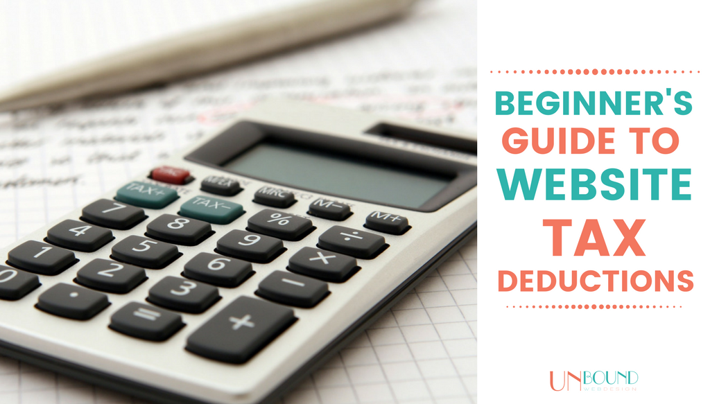 Beginner's Guide to Website Tax Deductions